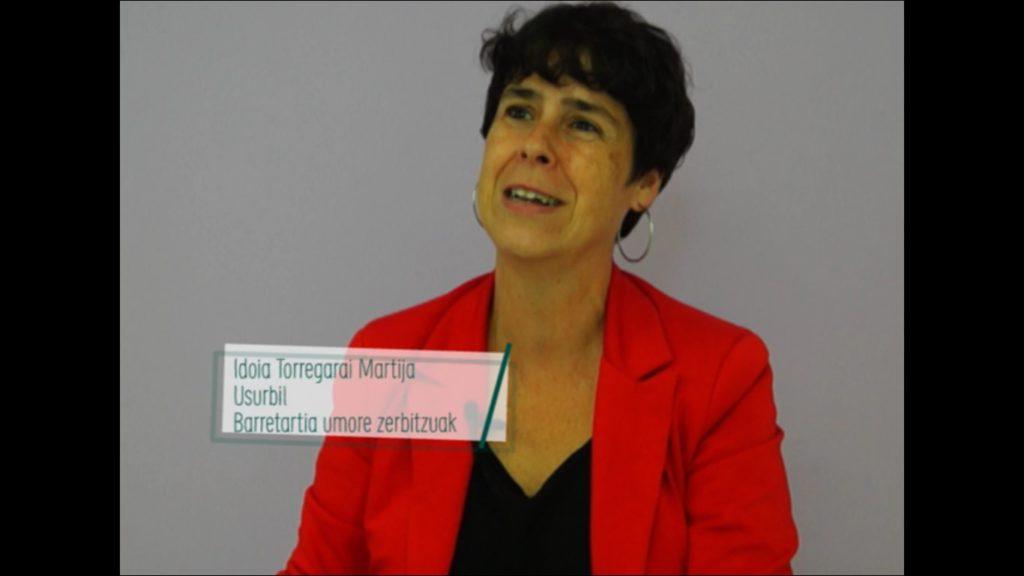Idoia Torregarai Martija: Barretartia